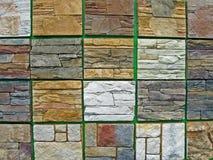 Абстрактная стена гранита, разнообразность каменного вороха, стоковые фотографии rf