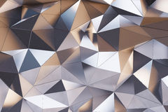 абстрактная стена металла Стоковое фото RF