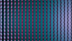 Абстрактная стена самолетов двигая в органический путь Закрепляют петлей движение совершенно Абстрактная конструкция сделанная с  Стоковое Изображение