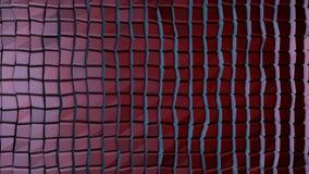 Абстрактная стена самолетов двигая в органический путь Закрепляют петлей движение совершенно Абстрактная конструкция сделанная с  Стоковая Фотография RF