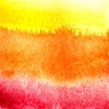 Абстрактная стильная предпосылка акварели Стоковое Изображение