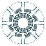 абстрактная сфера 004 иллюстрация вектора