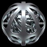 абстрактная сфера 005 Стоковое Фото