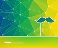 Абстрактная творческая предпосылка вектора концепции Для сети и передвижных применений, дизайн шаблона иллюстрации, дело Стоковое Изображение RF