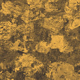 Абстрактная творческая предпосылка от листового золота Стоковые Фото