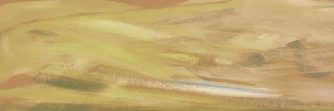 Абстрактная текстура акрила масла на холсте, покрашенной вручную предпосылке СДЕЛАННАЯ СОБСТВЕННАЯ ЛИЧНОСТЬ абстрактная акриловая Стоковые Фото