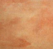 абстрактная текстура бумаги предпосылки с искусством краски пятна акварели Стоковое Фото