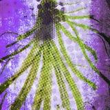Абстрактная текстура градиента краски Стоковое Фото