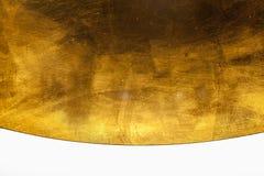 абстрактная текстура золота Стоковые Фото