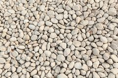 Абстрактная текстура камня моря Камешки моря Стоковое фото RF
