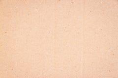 Абстрактная текстура коричневой бумаги Стоковые Фото