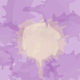 Абстрактная текстура краски акварели Стоковая Фотография