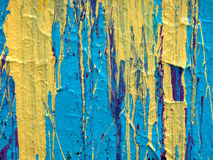 абстрактная текстура краски потека предпосылки стоковое изображение rf
