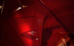 абстрактная текстура красного цвета предпосылки Стоковое фото RF