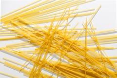абстрактная текстура макаронных изделия еды предпосылки Стоковые Фотографии RF