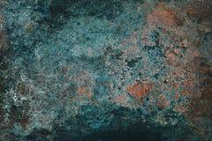 Абстрактная текстура 2 металла Стоковое Фото