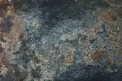 Абстрактная текстура 4 металла Стоковые Фото