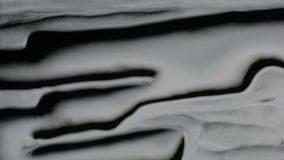 Абстрактная текстура на стеклянной поверхности сток-видео