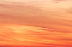 абстрактная текстура неба Стоковая Фотография RF