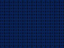 Абстрактная текстура предпосылки с голубой картиной 3d представляют Иллюстрация цифров Стоковые Изображения