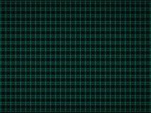 Абстрактная текстура предпосылки с зеленой картиной Иллюстрация цифров 3d представляют Стоковые Фото