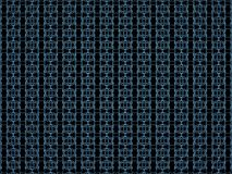 Абстрактная текстура предпосылки с светом - голубой картиной 3d представляют Иллюстрация цифров Стоковые Фото