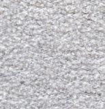 абстрактная текстура ткани конструкции конца предпосылки вверх по сети Свет - серая предпосылка цвета Стоковое Изображение RF