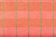 абстрактная текстура ткани конструкции конца предпосылки вверх по сети Стоковое Фото