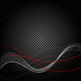 абстрактная текстура черноты предпосылки Стоковая Фотография