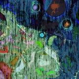 Абстрактная текстура стоковое фото rf