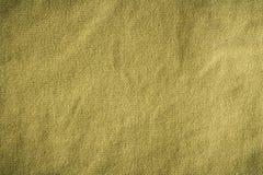 Абстрактная темная ая-зелен предпосылка текстуры холста Стоковое Изображение