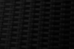 Абстрактная темная веревочка weave предпосылки линий Стоковая Фотография RF
