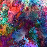 Абстрактная темная картина искусства grunge технологии Стоковые Изображения RF