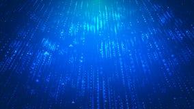 Абстрактная темная предпосылка с освещением точки стрелки для обрабатываемых нерезкости и зерна концепции технологии кибер футури