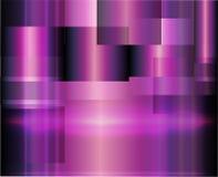 Абстрактная темная фиолетовая предпосылка Стоковые Фото
