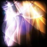 абстрактная темнота предпосылки Стоковая Фотография