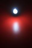абстрактная темнота предпосылки - красный цвет Стоковое фото RF