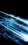 абстрактная технология будущего принципиальной схемы иллюстрация вектора