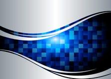 абстрактная технология предпосылки иллюстрация штока