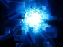 абстрактная технология Стоковые Изображения