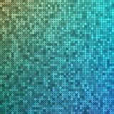 абстрактная технология сини предпосылки кругово иллюстрация вектора