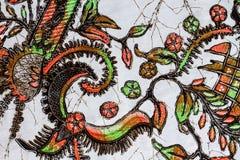 Абстрактная ткань картины Стоковое фото RF