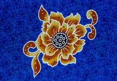 Абстрактная ткань цветка Стоковое Изображение RF