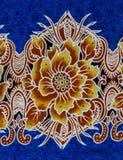 Абстрактная ткань цветка Стоковое Изображение
