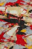 абстрактная ткань Стоковое Фото