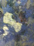Абстрактная увяданная картина краски стоковая фотография rf