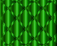 Абстрактная фантазия текстуры зеленых светов Стоковые Фото