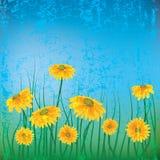 абстрактная флористическая иллюстрация бесплатная иллюстрация