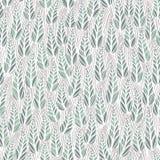 абстрактная флористическая картина Стоковое Изображение RF