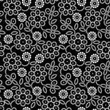 абстрактная флористическая картина Стоковые Изображения